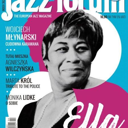 jazz forum okładka 2017